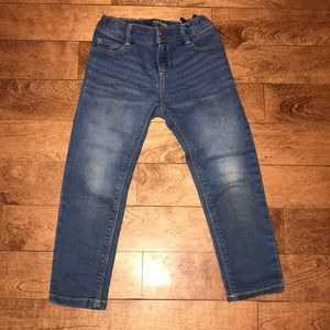NWOT Old Navy skinny jeans, 4T